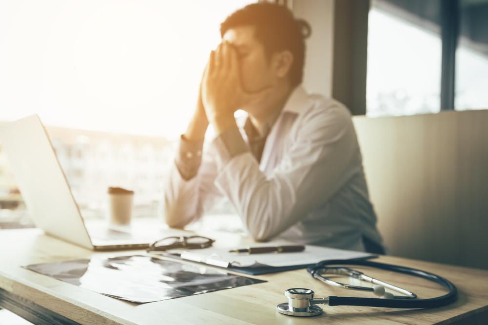 herstellen van burnout
